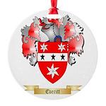 Everitt Round Ornament
