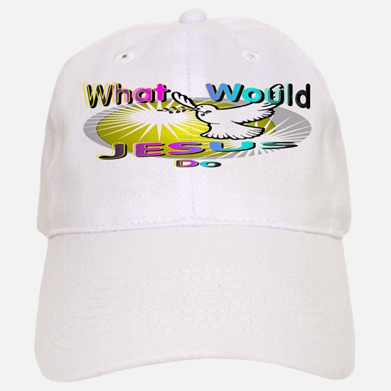 What Would Jesus Do Baseball Baseball Cap