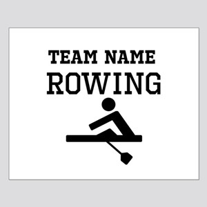 (Team Name) Rowing Poster Design