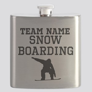 (Team Name) Snowboarding Flask