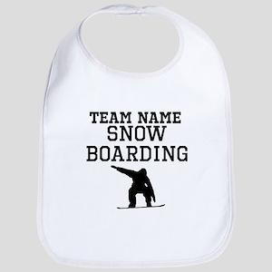 (Team Name) Snowboarding Bib