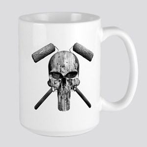 Paint Skull Mugs