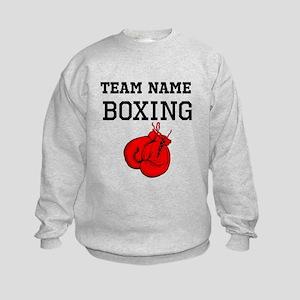 (Team Name) Boxing Sweatshirt