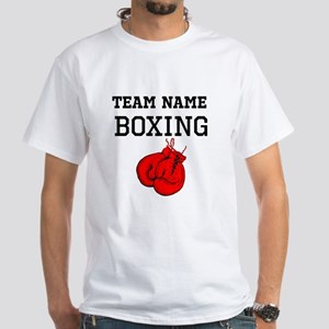 (Team Name) Boxing T-Shirt