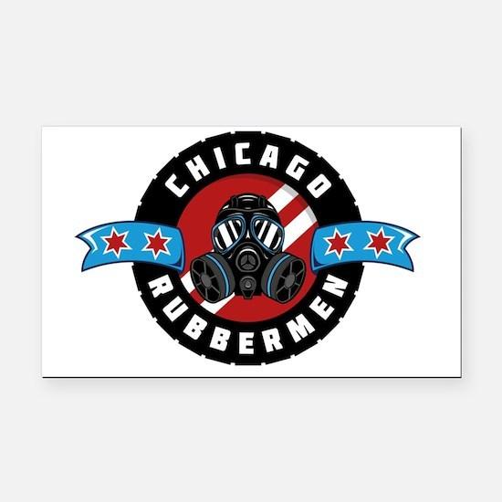 CRM Logo_2013 Rectangle Car Magnet