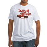 Daddys Lil' Trucker Fitted T-Shirt
