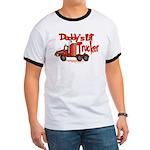 Daddys Lil' Trucker Ringer T