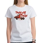Daddys Lil' Trucker Women's T-Shirt