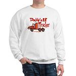 Daddys Lil' Trucker Sweatshirt