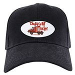 Daddys Lil' Trucker Black Cap