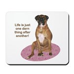 Life is one thing...Mousepad
