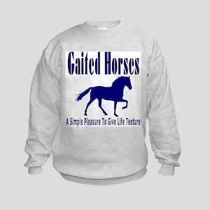 Add Texture to Life Kids Sweatshirt