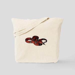 Milk Snake Tote Bag