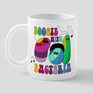 Boogie with Bacteria Mug