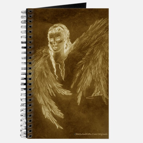 Glowing Angel Journal