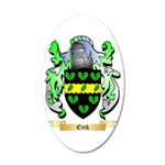 Eyck 35x21 Oval Wall Decal