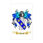Excell Sticker (Rectangle)