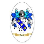 Excell Sticker (Oval)