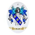 Excell Ornament (Oval)