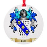 Exall Round Ornament