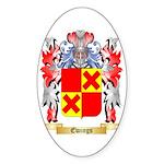 Ewings Sticker (Oval)