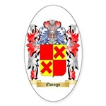 Ewings Sticker (Oval 10 pk)