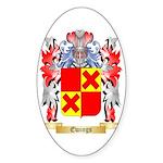 Ewings Sticker (Oval 50 pk)