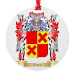 Ewin Round Ornament
