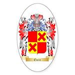 Ewin Sticker (Oval 50 pk)