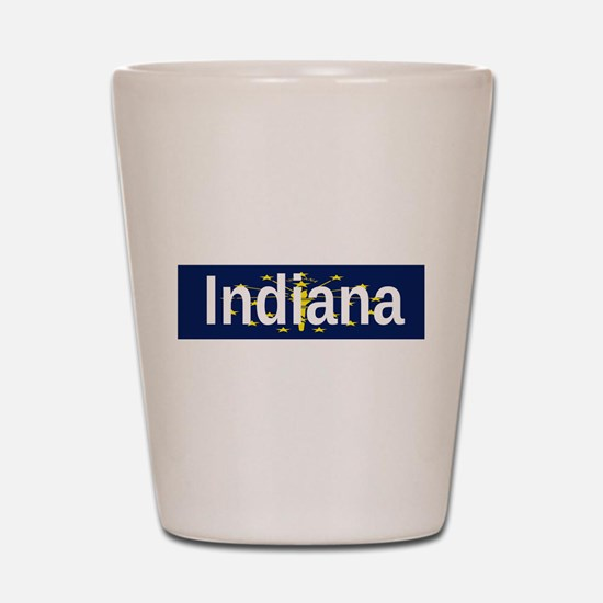 Indiana Shot Glass
