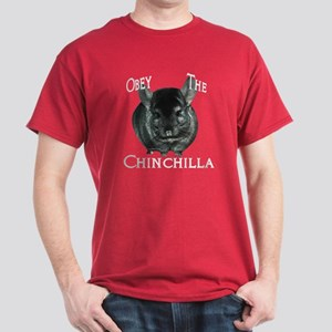 Chinchilla Obey Dark T-Shirt