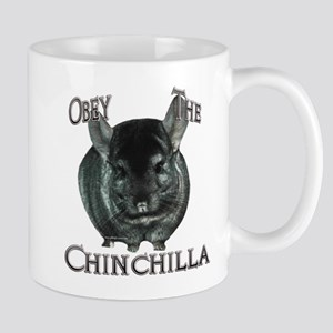 Chinchilla Obey Mug