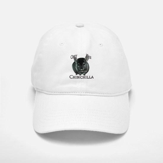 Chinchilla Obey Baseball Baseball Cap