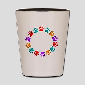 t=fund animal abuse DARKS Shot Glass