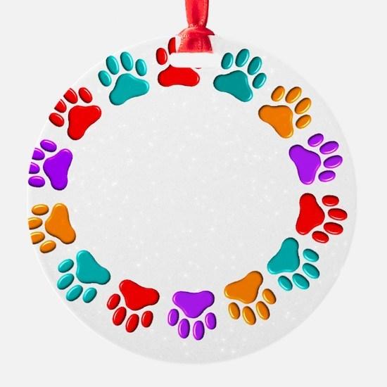 t=fund animal abuse DARKS Ornament