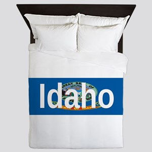 Idaho Queen Duvet