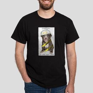 Pit Bull Terrier Puppy Dark T-Shirt