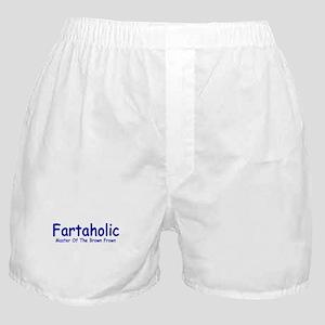 Fartaholic Boxer Shorts