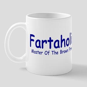 Fartaholic Mug