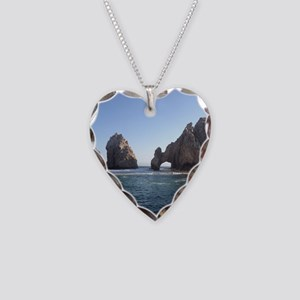 Cabo Wabo Necklace Heart Charm