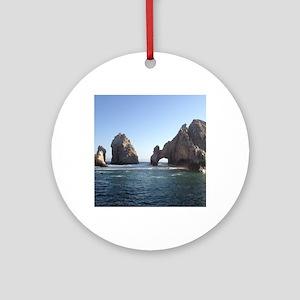 Cabo Wabo Round Ornament