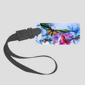 Key Hangar Take Flight Bottom Bu Small Luggage Tag