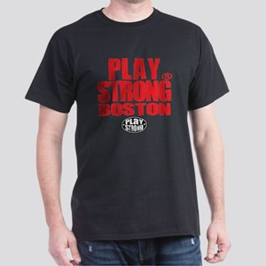 Play Strong BOSTON Dark T-Shirt