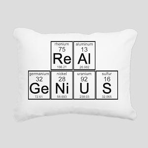 Real Genius Rectangular Canvas Pillow