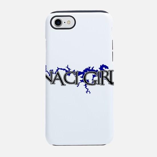 NACI GIRL [3] iPhone 7 Tough Case