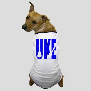 Big Bold Uke Dog T-Shirt
