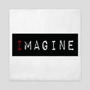 IMAGINE Queen Duvet Bed Cover