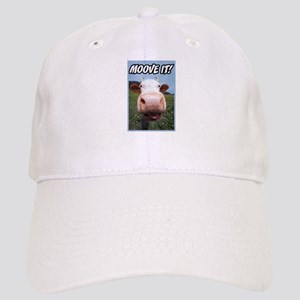 Moove It Cow Cap