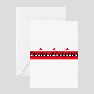 District of Columbia Greeting Cards