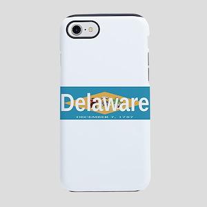Delaware iPhone 7 Tough Case